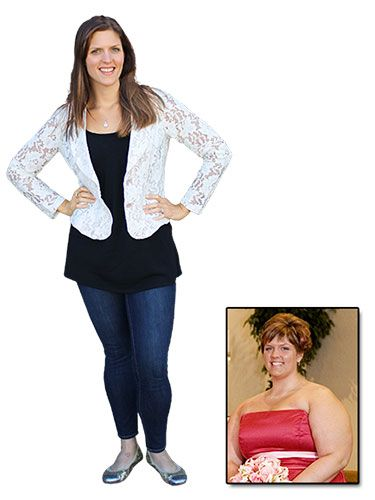 'I Lost 172 Pounds'