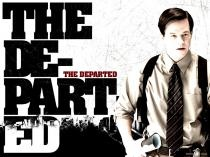 Mark Wahlberg - The Departed. With Jack Nickelson, Matt Damon.