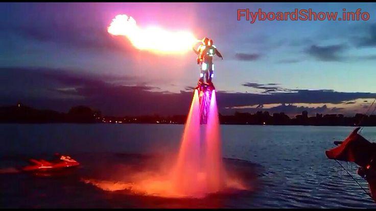 Fire & Water:
