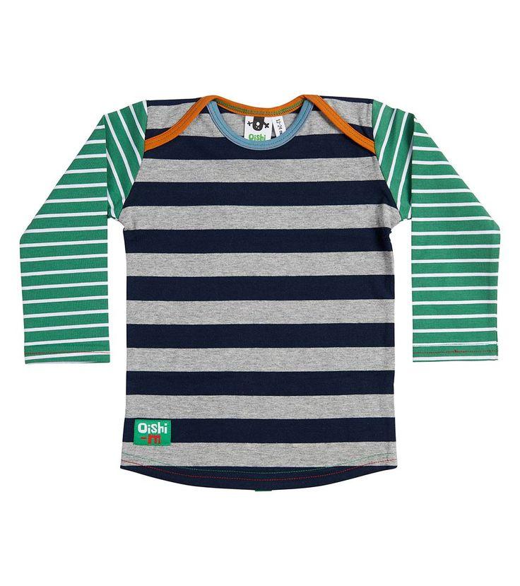 Outback Horizon LS T Shirt, Oishi-m Clothing for Kids, Winter 2018, www.oishi-m.com