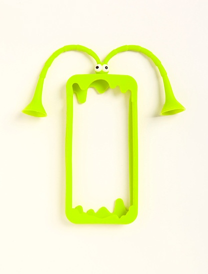 Cricket Suction Cup Phone Case! I would definatley get the phone case!!!
