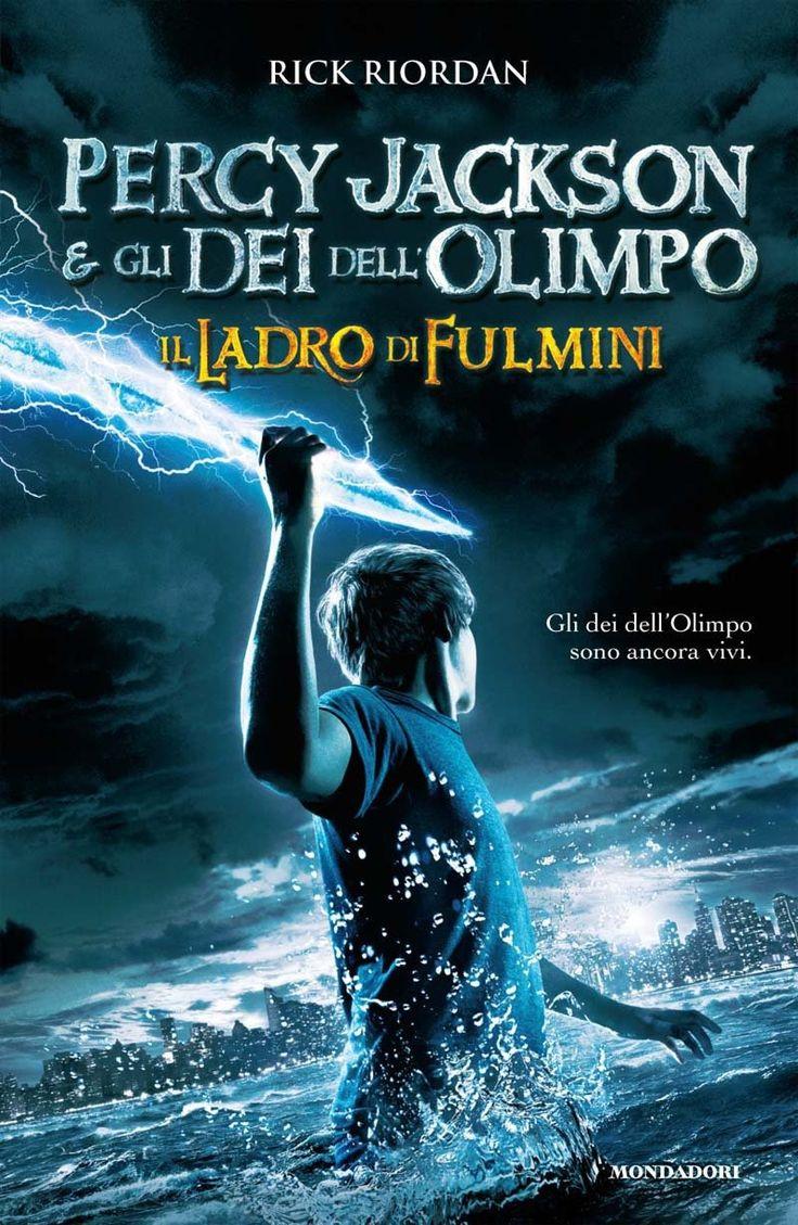 Rick Riordan - Percy Jackson e gli dei dell'Olimpo - Il ladro di fulmini