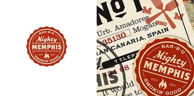 3 Advertising: Logos Mighty 1 633X316 Jpg, Memphis Logos, Adverti Logos, Graphics Design, Logos Mighty 1 Jpg 634 316, Design Logos, Mighty Memphis, Logos Visu Id Branding, Advertising Logos