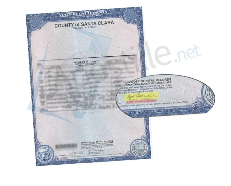 Home Birth Birth Certificate California
