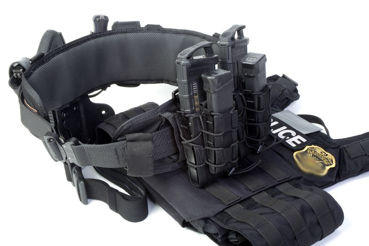 police equipment | Departmental Weapon CompatIbility and Standardization | The Bolo ...