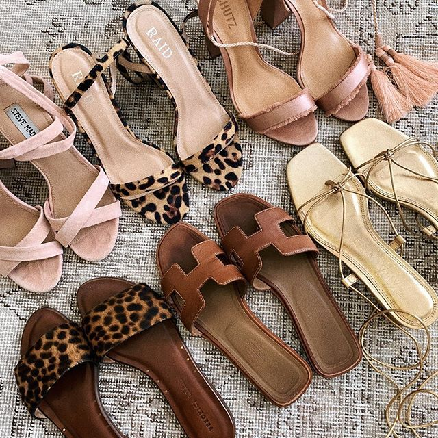 summer sandals #shoes #style | Trending