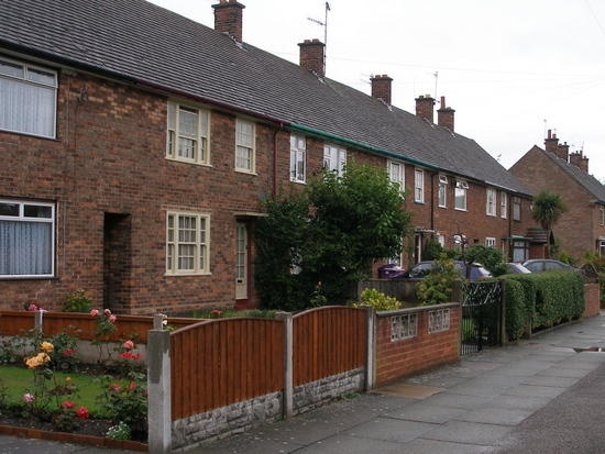Paul McCartney's house on Forthlin Road, Liverpool. Lovely home, saw it with my husband on holiday :)