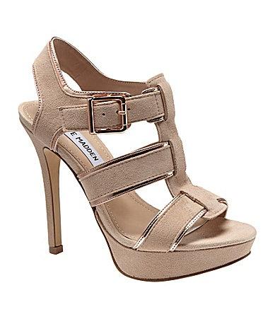 Steve Madden Tessyy Platform Sandals #Dillards