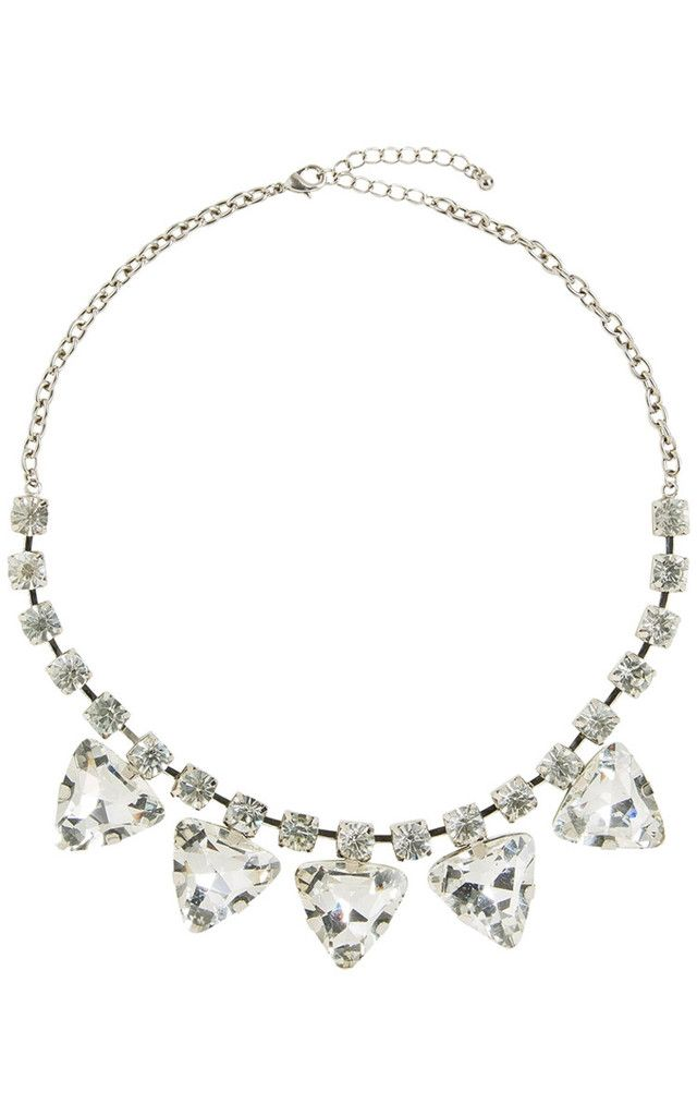 Triangle Sparkle Necklace