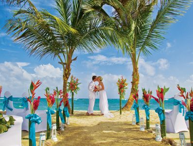 All Inclusive St Lucia Beach Destination Wedding Packages