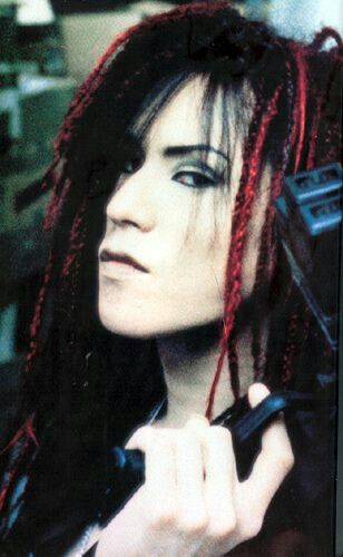 Visual Kei Sugizo