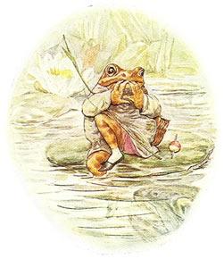 mr. jeremy fisher- beatrix potter