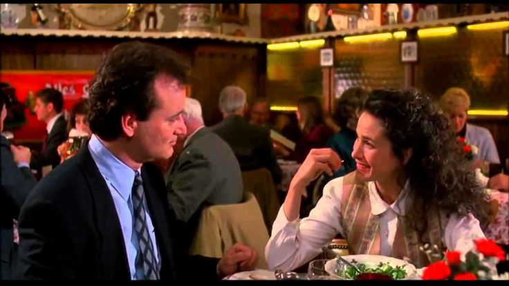 Highly suggest. I really like the movie, great acting and a great message. https://www.youtube.com/watch?v=3ibQyTmBacg&feature=youtu.be Groundhog Day (1993) [USA:PG, 1 h 41 min] Comedy, Drama, Fantasy, Romance Bill Murray, Andie MacDowell, Chris Elliott, Stephen Tobolowsky Director: Harold Ramis; Writers: Harold Ramis, Danny Rubin, Danny Rubin IMDb user rating: ★★★★★★★★☆☆ 8.1/10 (288,485 votes) A weather man is reluct