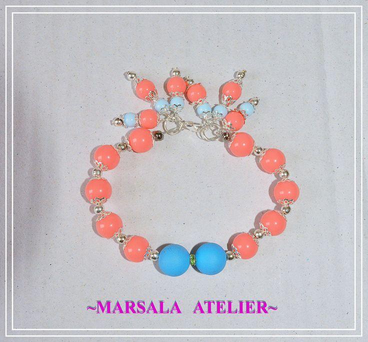 Marsala Hawaii Bracelet
