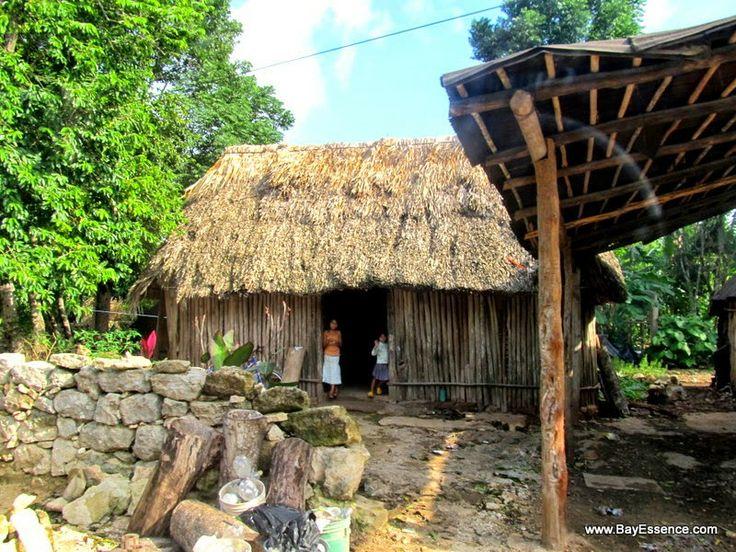 Mayan village | Yucatan Peninsula: Exploring Ancient Mayan Sites | www.bayessence.com
