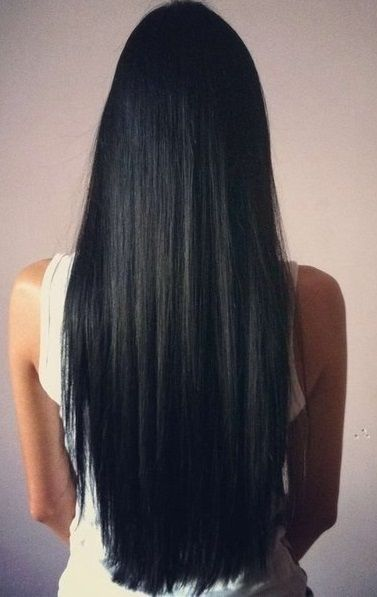 ♔ Beautiful Long & Shiny Hair