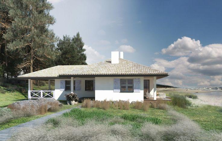 S24 został zaprojektowany jako mały domek wakacyjny z myślą o weekendowych…