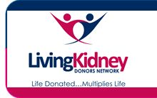 This websites provides a wealth of information about finding or being a living kidney donor.