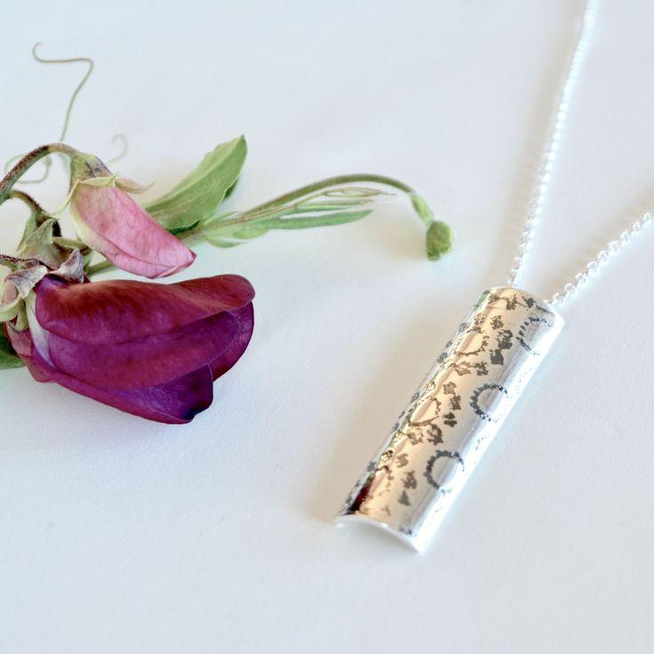 Zylla smykker - Sølvsmykke, håndlaget, sølv 925