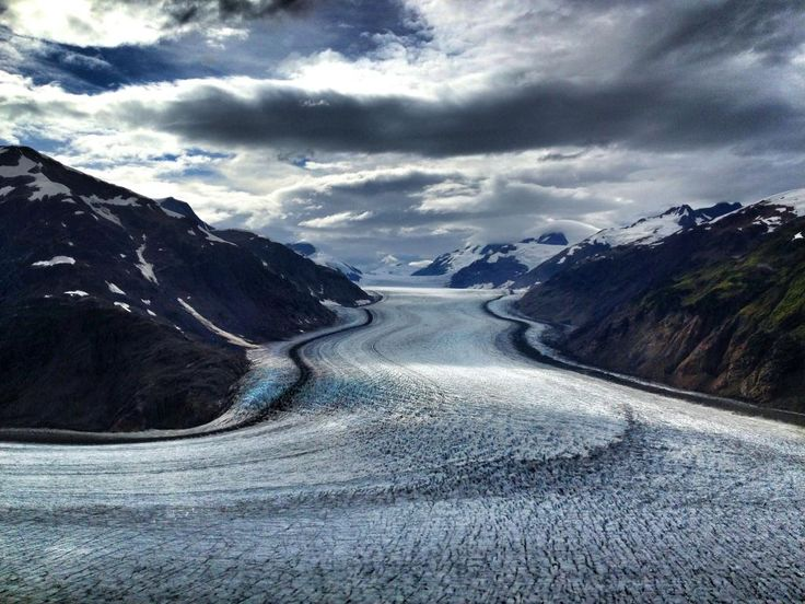 Salmon Glacier July 1st 2015 visit, near Hyder, Alaska