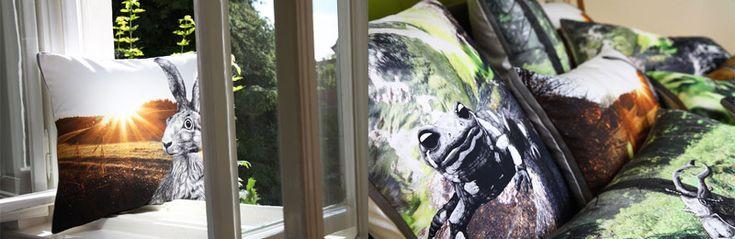 from outdoors. for indoors. beautiful textiles for home and baby. organic and fair. Wohnaccessoires und Babyartikel aus Bio-Stoffen bedruckt  mit Motiven aus der Natur von Erika