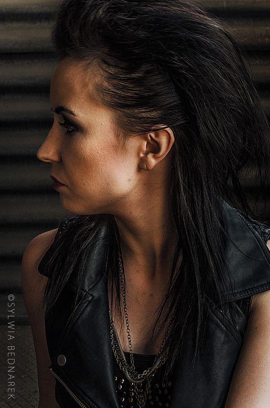 Fotograf: Sylwia-Bednarek Modelka: Kasia Make up: Mua
