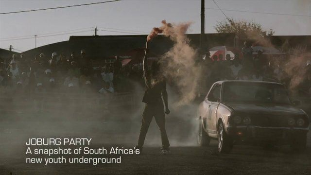 Over two days and nights in Johannesburg, South Africa, we travelled to illegal rooftop parties, warehouse raves, street fashion shoots and poolside jams to meet some of the young musicians, DJs, zine publishers and artists set on taking the SA scene global, and asked them how the city's youth culture is changing.