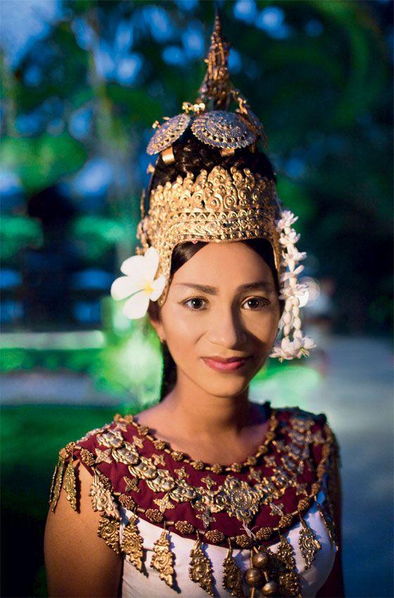 Камбоджа. Дочери богов