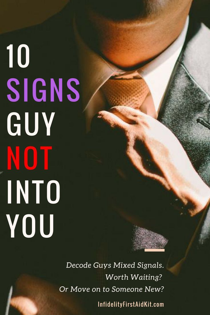 Signs of infidelity in men marriage