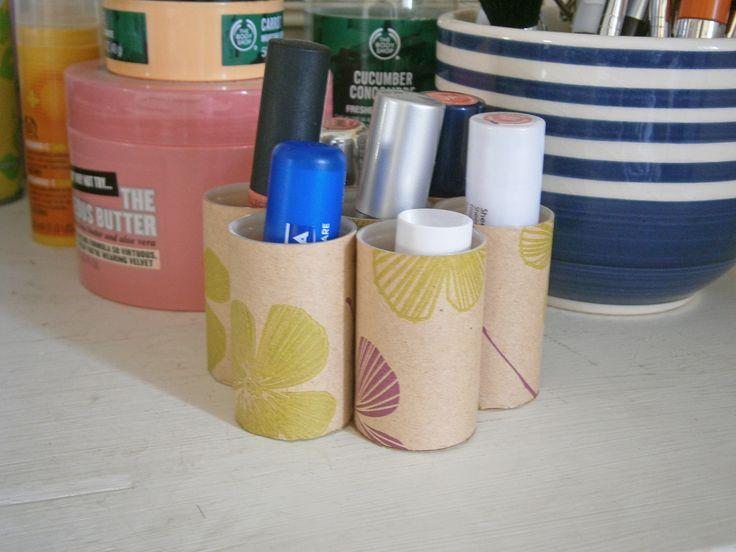 Best 25+ Diy lipstick holder ideas on Pinterest | Lipstick ...