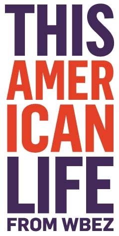 This American Life with Ira Glass. Different themes of different stories of different people in different parts of America. Informative, inspiring, neat, surprising, emotional and moving. This American Life may be the BEST American podcast ever invented. It's that good:)