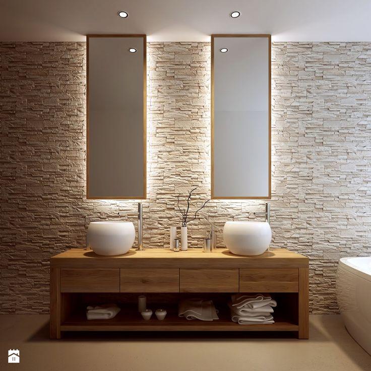 Roma - Średnia łazienka - zdjęcie od Stone Master