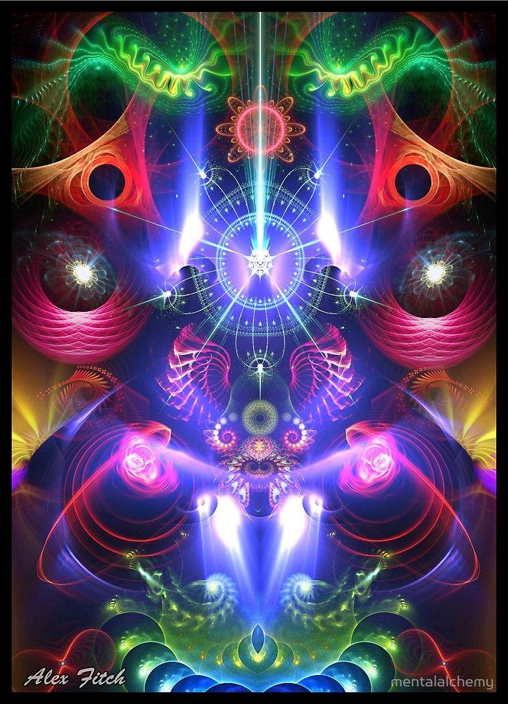 « Energy #4 » par mentalalchemy