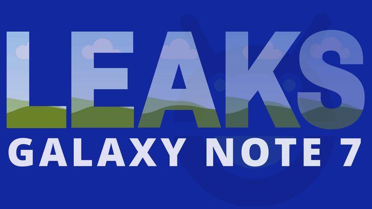 Samsung Dementiert Galaxy Note 7 Neuauflage Sommerloch Galaxy Note Samsung