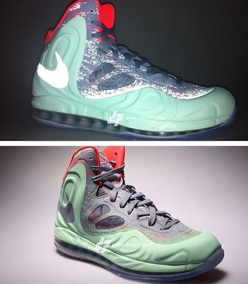 Here is images via at a pair of Nike Hyperposite Sneakers which look alot  like the Rondo PE's, this vers ion is rumored to act.