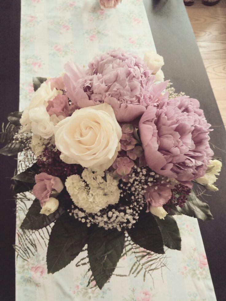 Vintage Blumenstrauß