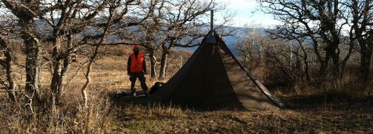 Lightweight Tipi Tents