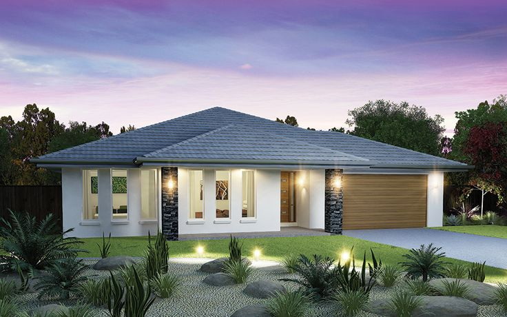 The Grandview Home - Browse Customisation Options   Metricon