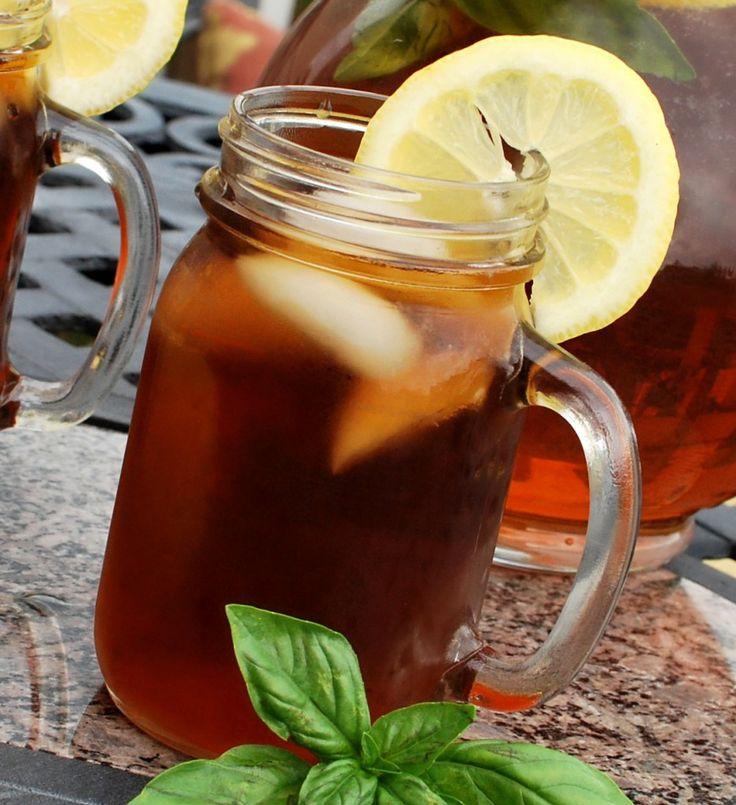 Southern sweet tea, Sweet tea and Teas on Pinterest