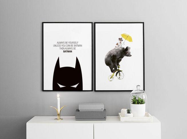 Вдохновение с matchning плакатами в картине коллаж | Плакаты Великобритании онлайн