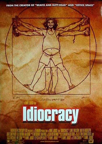 Идиократия / Idiocracy (2006)