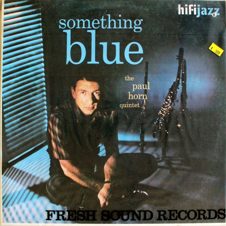 "Paul Horn Quintet Vinyl 12"" (New), 1960"
