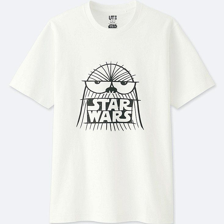 The Artist Collection At Uniqlo Is A Great Way To Celebrate Star Wars 40th Anniversary