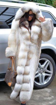 Золотой остров королевский лисий мех длинное пальто класса шиншилла соболь норка серебро куртка