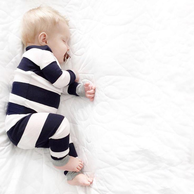 Thoughts on Motherhood + Sleep Training - Kailee Wright