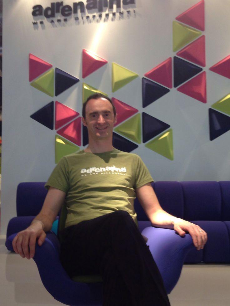 our boss Filippo Antonelli