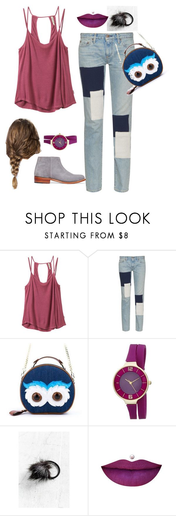 Simple Hang Out by dinyvia on Polyvore featuring RVCA, Simon Miller, Grenson, SimpleOutfits and hangout