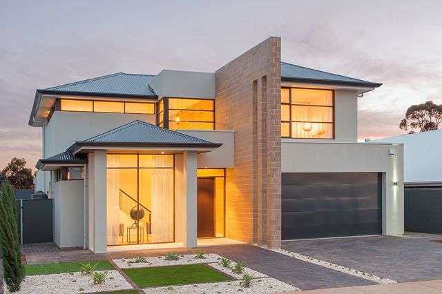 1000 images about best of residential brick on pinterest for Scott salisbury home designs