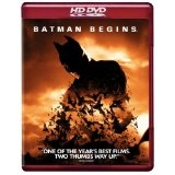 Batman Begins [HD DVD] (HD DVD)By Christian Bale