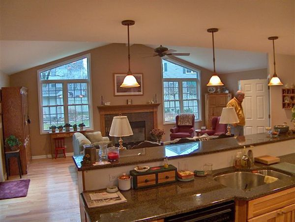 Best 25 family room addition ideas on pinterest living for Kitchen addition plans